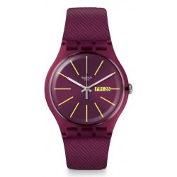 Montre Swatch Femme New Gent Winery SUOR709