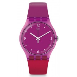 Montre Swatch Femme New Gent Cherryberry SUOV104