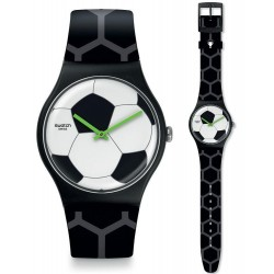Montre Swatch Unisex New Gent Footballissime SUOZ216