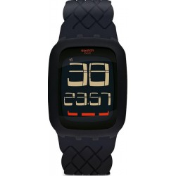 Montre Swatch Homme Digital Touch Tress Code SURB121