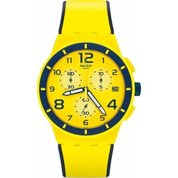 Montre Swatch Unisex Chrono Plastic Solleore SUSJ401