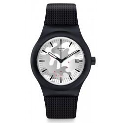 Montre Swatch Homme Sistem51 Sistem Kamu Automatique SUTB407
