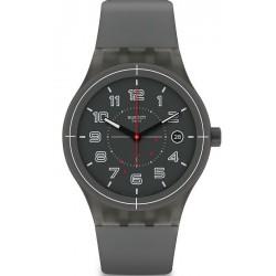 Montre Swatch Unisex Sistem51 Sistem Ash Automatique SUTM401