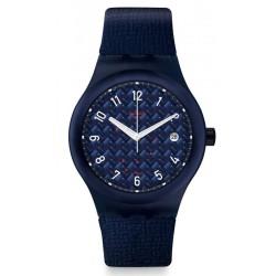 Montre Swatch Unisex Sistem51 Sistem Noite Automatique SUTN405