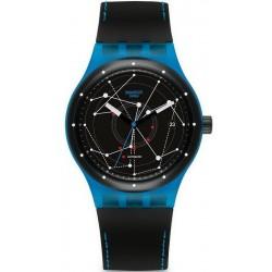 Acheter Montre Swatch Unisex Sistem51 Sistem Blue Automatique SUTS401