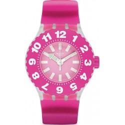Montre Swatch Femme Scuba Libre Die Rose SUUK113