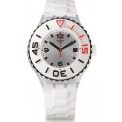 Montre Swatch Unisex Scuba Libre Blanca SUUK401