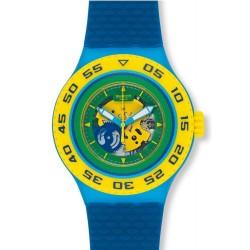 Montre Swatch Unisex Scuba Libre Infrario SUUS102