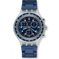 Acheter Montre Swatch Homme Irony Diaphane Be Colorful SVCK4077AG Chronographe
