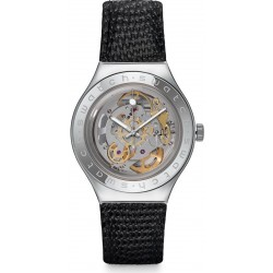 Acheter Montre Swatch Homme Irony Automatic Body & Soul Leather YAS100D
