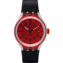 Montre Swatch Unisex Irony Xlite Go Red YES4008