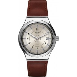 Montre Swatch Homme Irony Sistem51 Sistem Earth Automatique YIS400