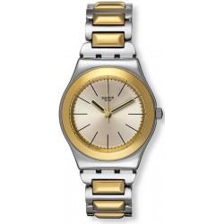 Montre Swatch Femme Irony Medium Bicartridge YLS181G