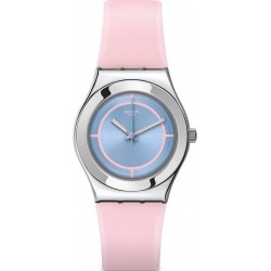 Montre Swatch Femme Irony Medium Rose Punch YLS182