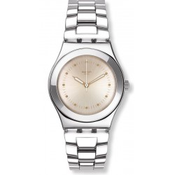 Montre Swatch Femme Irony Medium Puntagialla YLS197G