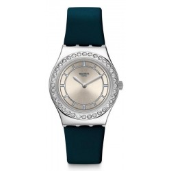 Montre Swatch Femme Irony Medium Bluechic YLS211