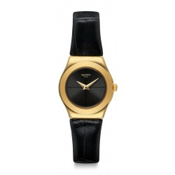 Montre Swatch Femme Irony Lady Nuit Blanche YSG156