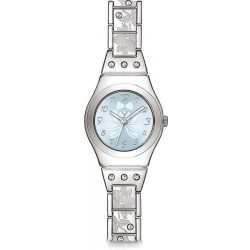 Montre Swatch Femme Irony Lady Flower Box YSS222G