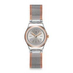Montre Swatch Femme Irony Lady Full Silver Jacket YSS327M