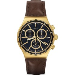 Montre Swatch Homme Irony Chrono V'Dome YVG401