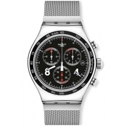 Montre Swatch Homme Irony Chrono Blackie YVS401G