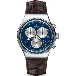 Acheter Montre Swatch Homme Irony Chrono Destination London YVS410C