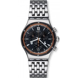 Acheter Montre Swatch Homme Irony Chrono Destination Madrid YVS419G