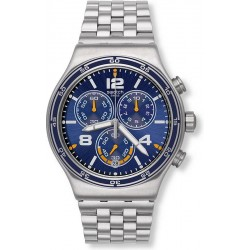 Acheter Montre Swatch Homme Irony Chrono Destination Barcelona YVS430G