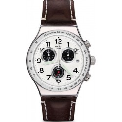 Acheter Montre Swatch Homme Irony Chrono Destination Hamburg YVS432