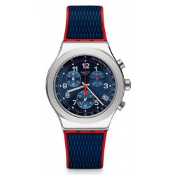 Montre Swatch Homme Irony Chrono Secret Operation YVS452