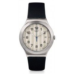 Acheter Montre Swatch Homme Irony Big Classic Côtes Silver YWS437