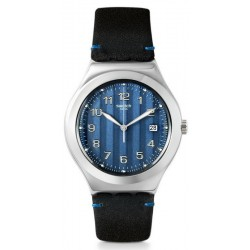 Acheter Montre Swatch Homme Irony Big Classic Côtes Blues YWS438