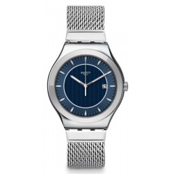 Acheter Montre Swatch Homme Irony Big Classic Blue Icone YWS449M