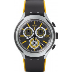 Acheter Montre Swatch Homme Irony Xlite Bee-Droid YYS4008 Chronographe