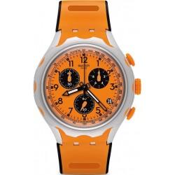 Acheter Montre Swatch Homme Irony Xlite Caccia Chronographe YYS4010