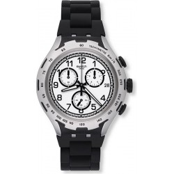 Montre Swatch Homme Irony Xlite Black Attack YYS4020AG Chronographe