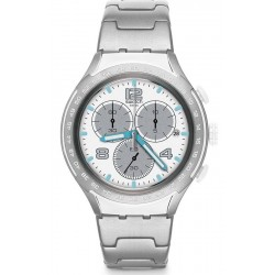 Montre Swatch Homme Irony Xlite Pure Attack YYS4024AG Chronographe