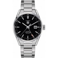 Acheter Montre Homme Tag Heuer Aquaracer WAR2010.BA0723 Twin Time Automatique