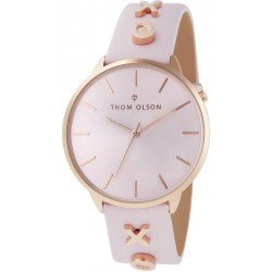 Montre Thom Olson Femme Message CBTO013