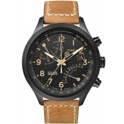 Acheter Montre Timex Homme Intelligent Quartz Fly-Back Chronograph T2N700
