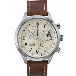 Acheter Montre Timex Homme Intelligent Quartz Fly-Back Chronograph T2N932