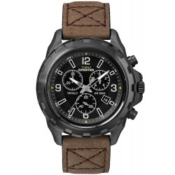 Acheter Montre Timex Homme Expedition Rugged Chrono Quartz T49986