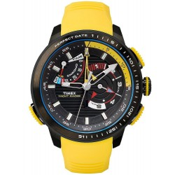 Acheter Montre Timex Homme Intelligent Quartz Yatch Racer Chronograph TW2P44500