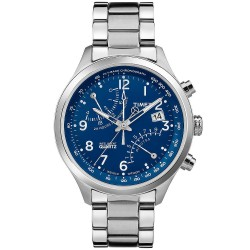 Acheter Montre Timex Homme Intelligent Quartz Fly-Back Chronograph TW2P60600