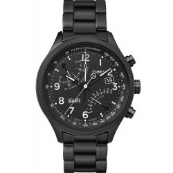 Montre Timex Homme Intelligent Quartz Fly-Back Chronograph TW2P60800
