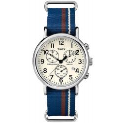 Montre Timex Homme Weekender Chronograph Quartz TW2P62400
