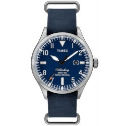 Acheter Montre Timex Homme The Waterbury Date Quartz TW2P64500
