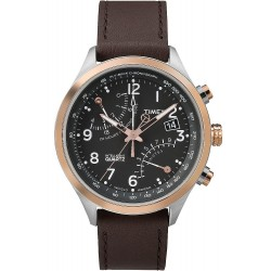 Montre Timex Homme Intelligent Quartz Fly-Back Chronograph TW2P73400