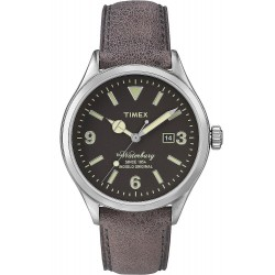 Acheter Montre Timex Homme The Waterbury Date Quartz TW2P75000