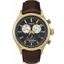 Montre Timex Homme The Waterbury Chronograph Quartz TW2P75300